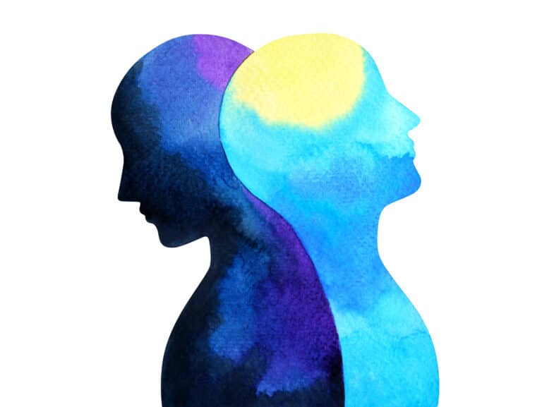 What are the mental health challenges for LGBTQI+ newcomers?